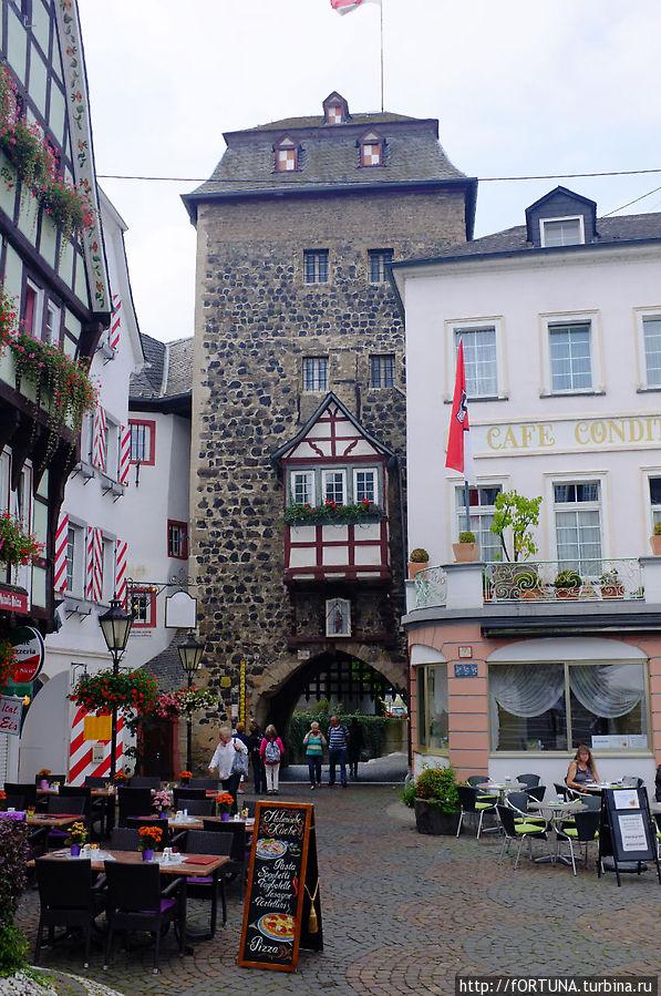 Рейнские ворота