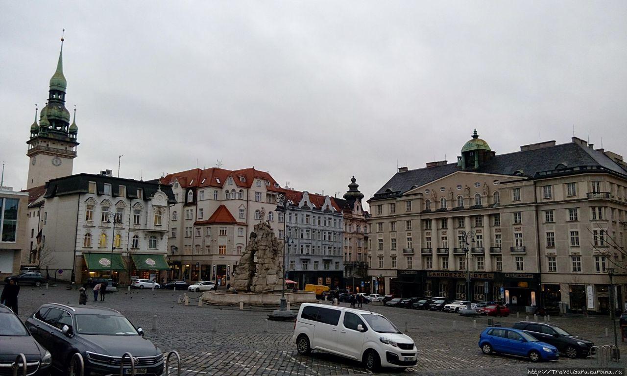Площадь Овощной рынок