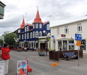 Главная пешеходная улочка города