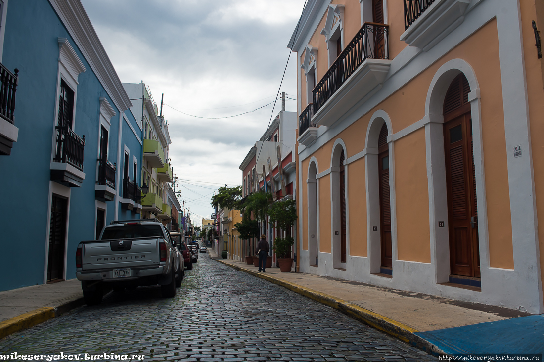 Карибский Пуэрто-Рико Пуэрто-Рико (США)