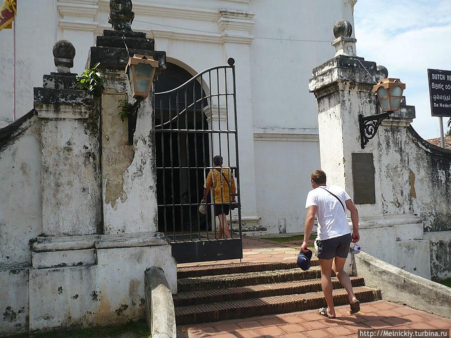 Собор святой Марии Галле, Шри-Ланка
