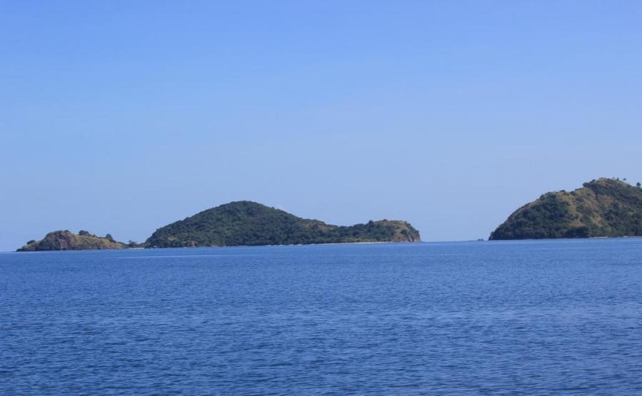 Острова в море Флорес