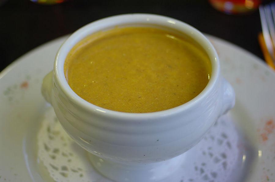 Рыбный суп по вкусу не уступает знаменитому марсельскому буайбесу!