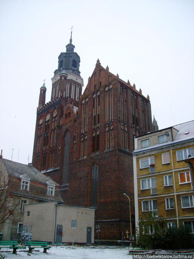 Польша Старгард Щецинский Ключево