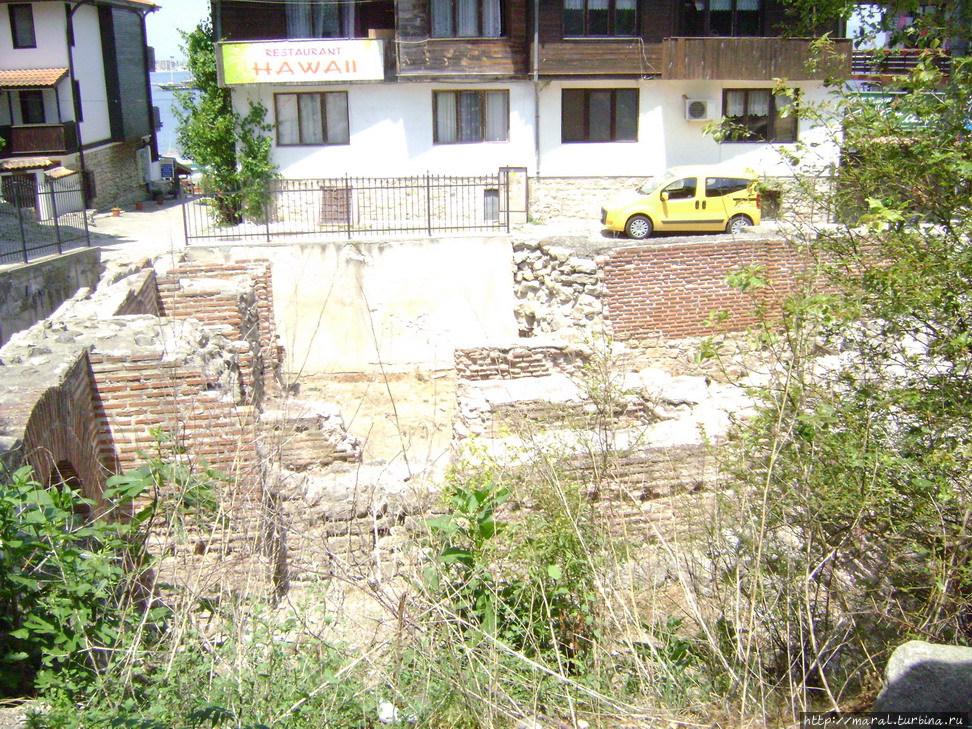 Римским термам почти 2000 лет