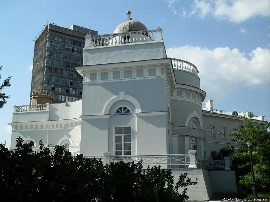 Обсерватория Казанского университета находится в Казани за главным зданием Университета.