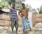Два образа ланкийского мужчины. Вам какой больше нравится...