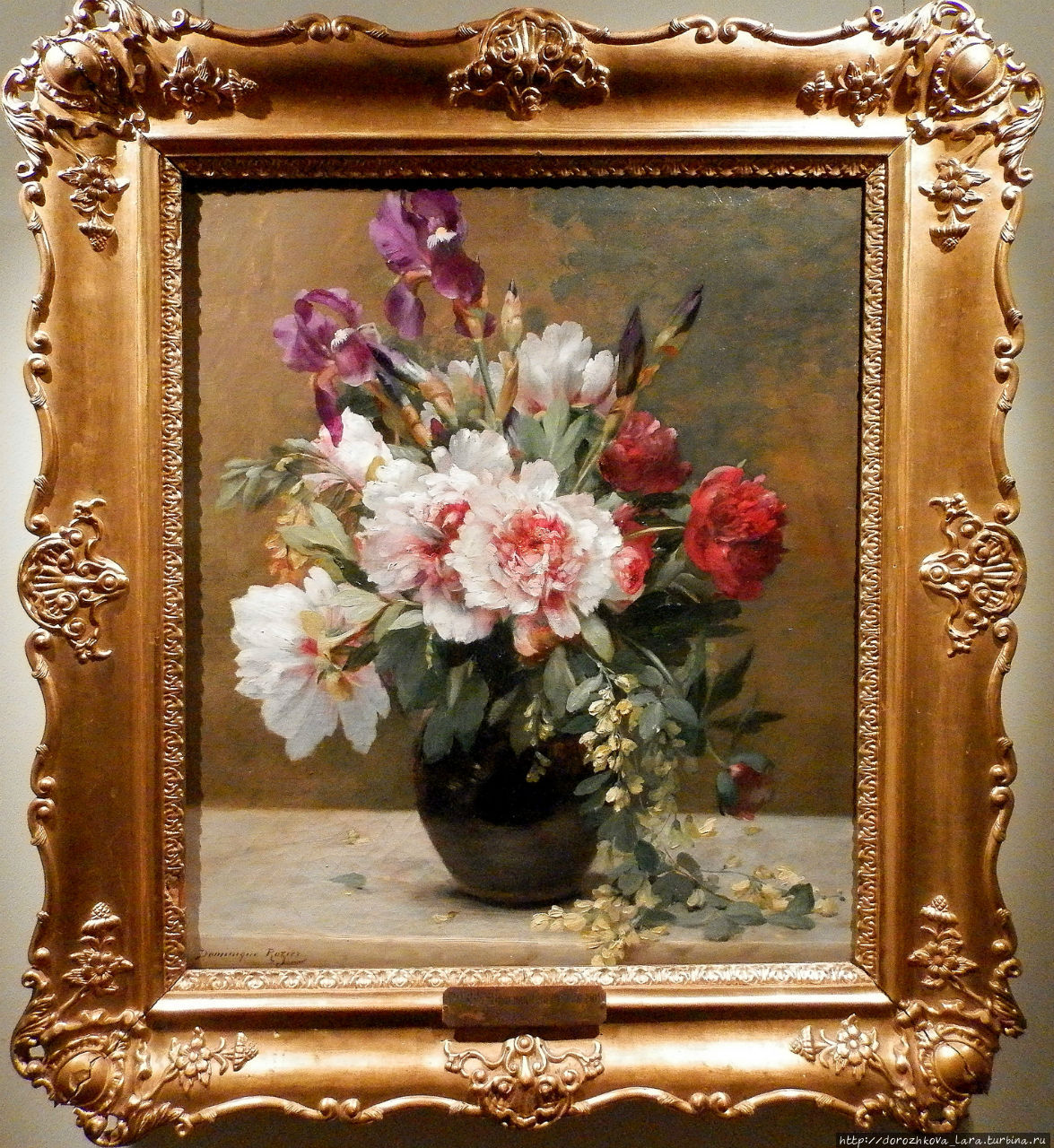 Розье, Доминик Юбер (1840-1901)