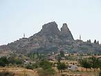 Вид на крепость со стороны Гереме