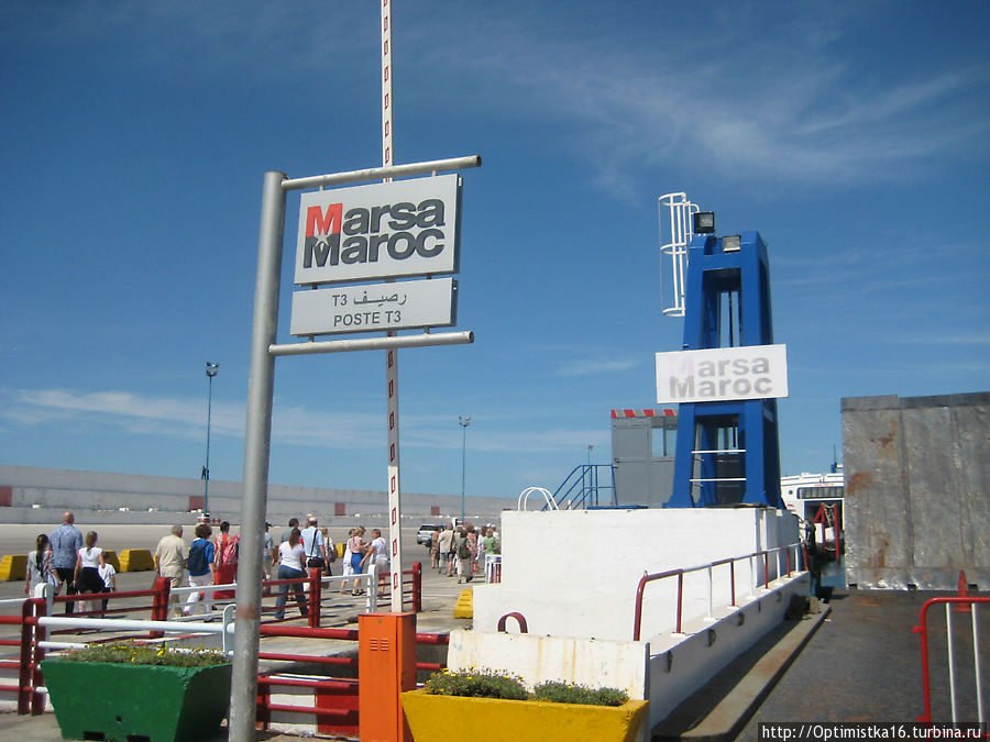 Паромы из аликанте в марокко