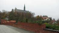 Базилика кафедральная ( строительство начато в середине 14 века, последняя перестройка в 17 веке)