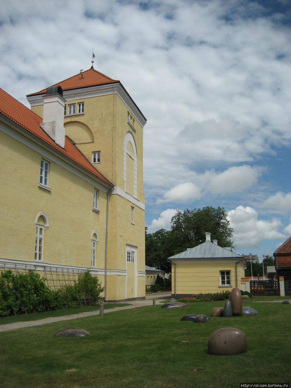 Вентспилский замок