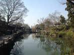 Сад Чжочжэнъюань («Сад скромного чиновника»).