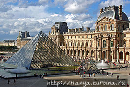 Лувр. Фото из интернета