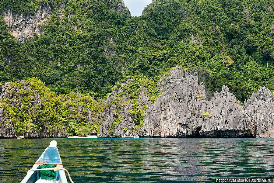 Тур С, продолжение Эль-Нидо, остров Палаван, Филиппины