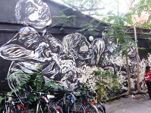 Берлинская находка: двор дома Шварценберг