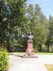 Памятник Герою Советского Союза С.Нестерову