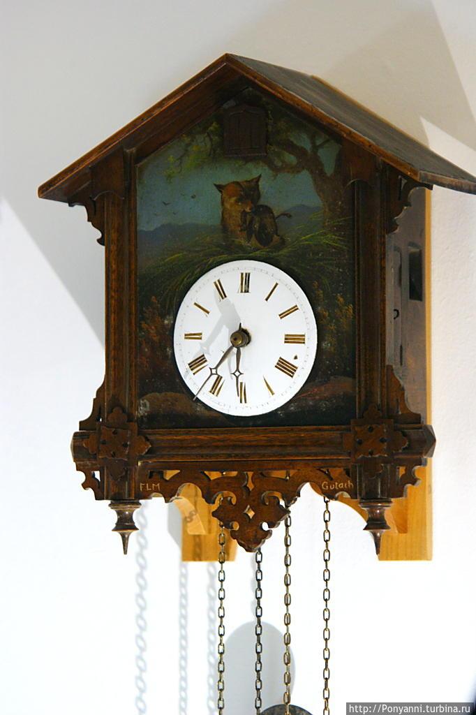 Часы с кукушкой — традици