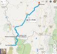 Наш маршрут по высокогорной Боливии на джипах