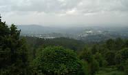 Аддис-Абеба в дымке
