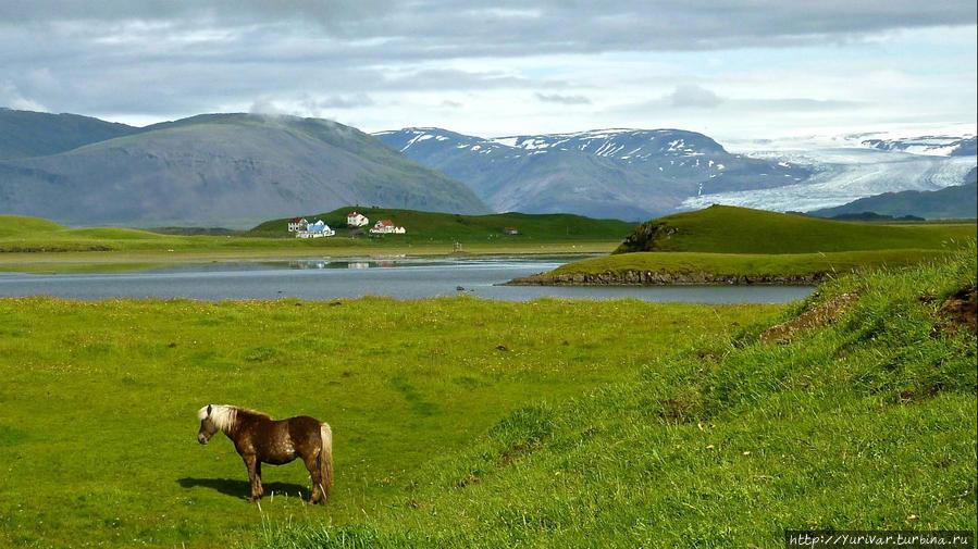 Отель Хафнарнес Хёфн, Исландия