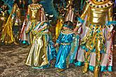 тоже не менее красивая чем у римлян процессия, на этот раз египетская