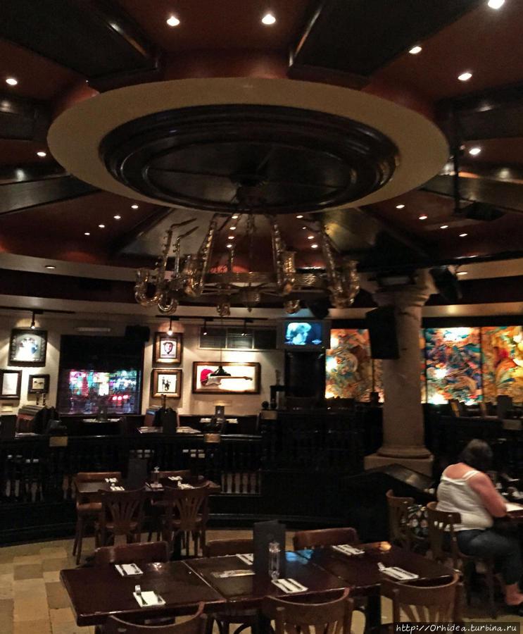 Hard Rock Cafe Sharm el Sheikh Шарм-Эль-Шейх, Египет