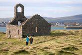 Просто подумайте о том, что этим руинам уже почти 1000 лет!
