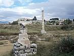 Остатки некогда величественного храма Артемиды.