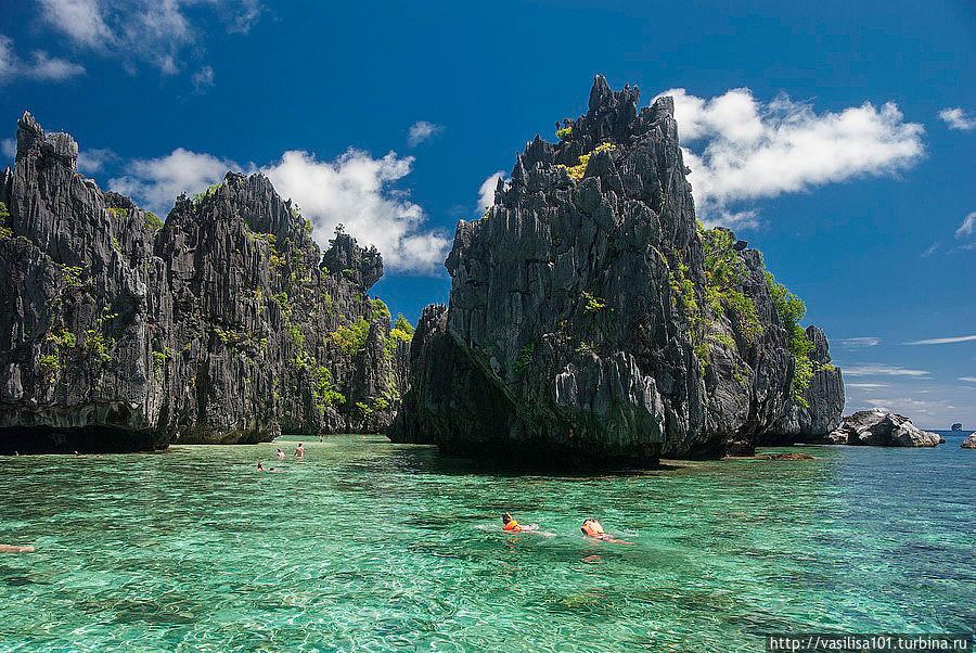 Тур С — Hidden Beach Эль-Нидо, остров Палаван, Филиппины