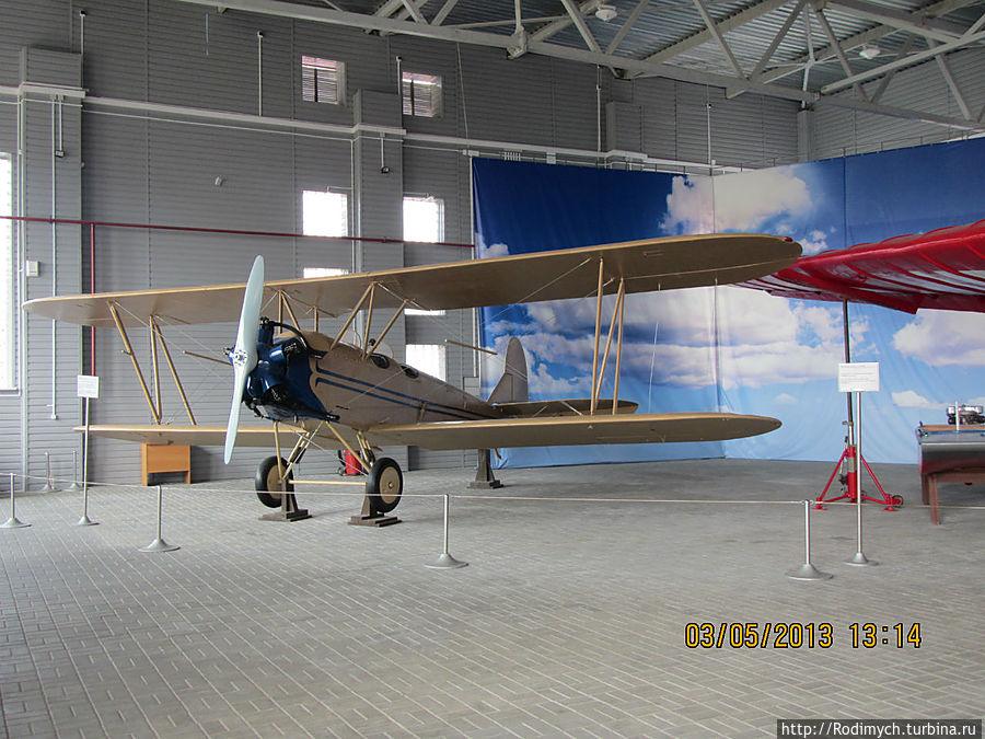 И на таком У-2 летал Чкалов
