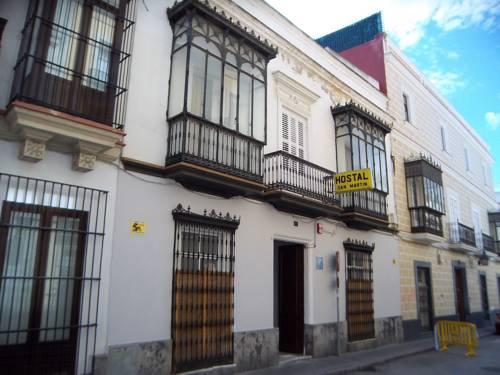 Pensión San Martín Херес-де-ла-Фронтера, Испания