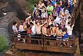 Некоторых водопады приводят в полный восторг