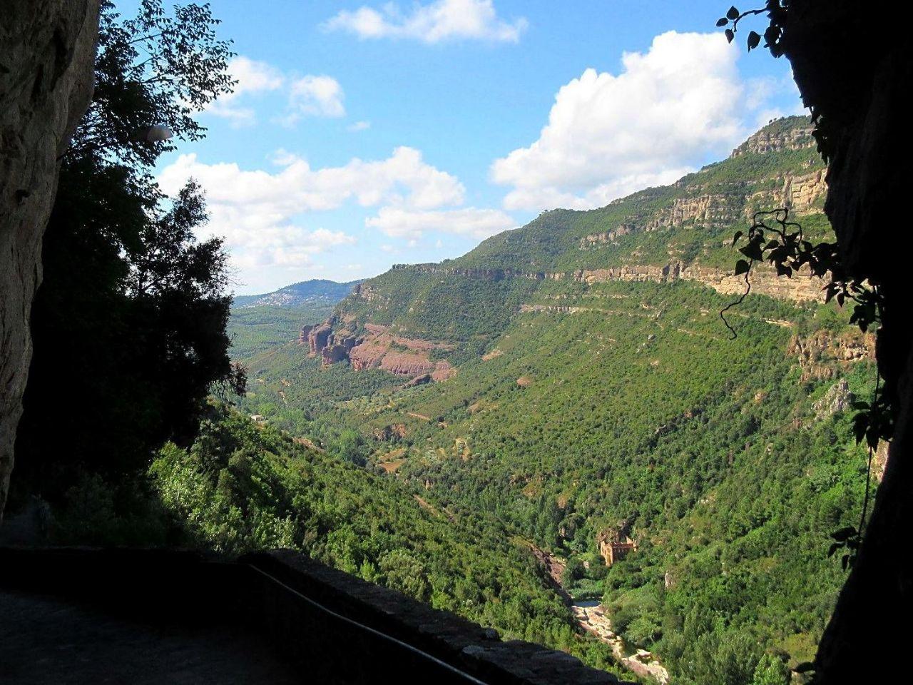 Во глубине Каталонских руд. Негостеприимный Сан Мигель.