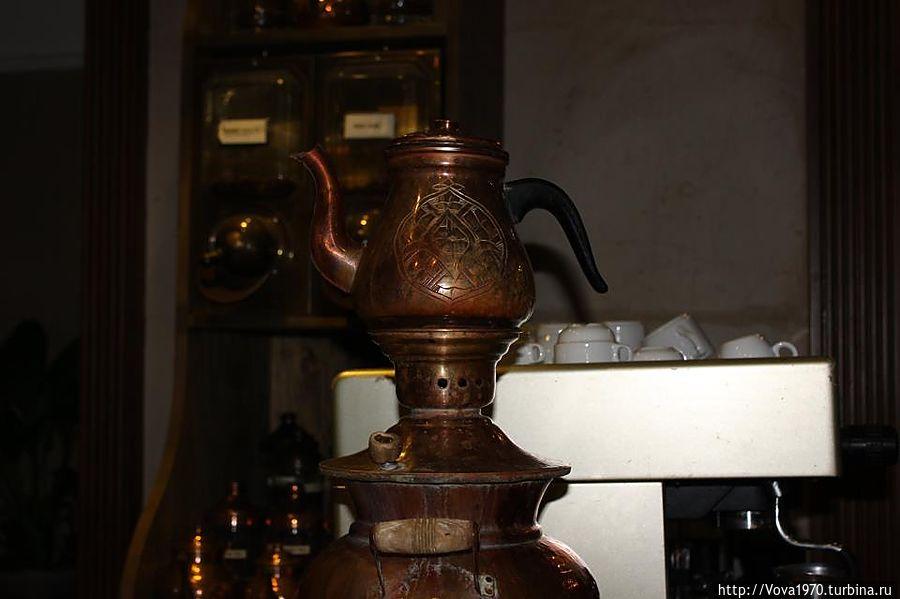 Чай по-турецки!