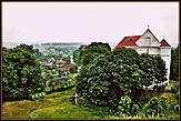 Фарный костёл — построен в 1714 году на месте самого первого в Белоруссии костела.