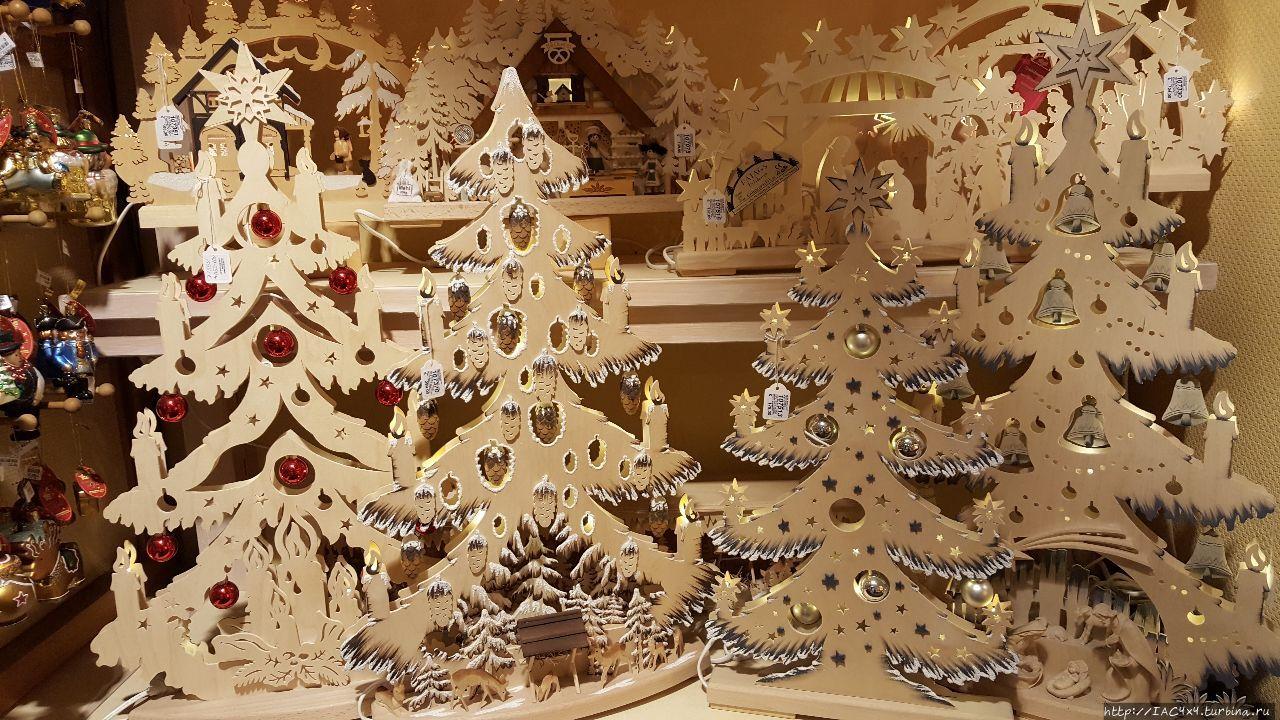 Магазин новогодних товаров