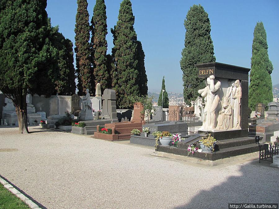 Русское кладбище Кокад.