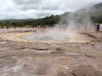 Ожидание извержения гейзера Строккур