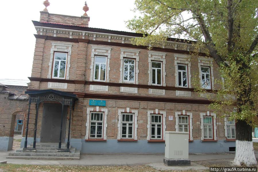 Вид со стороны улицы Г.Тукая