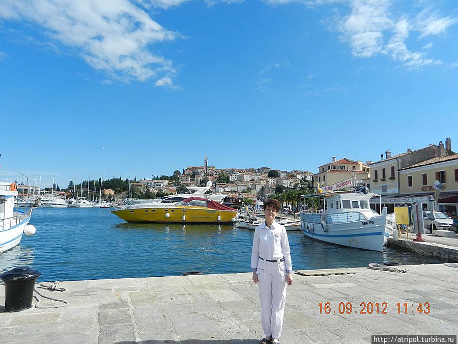 Морские ворота Врсара