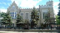 Москва. Особняк А.Кнопа. 1900 г. Архитектор К.В.Трейман. Фото из нета.