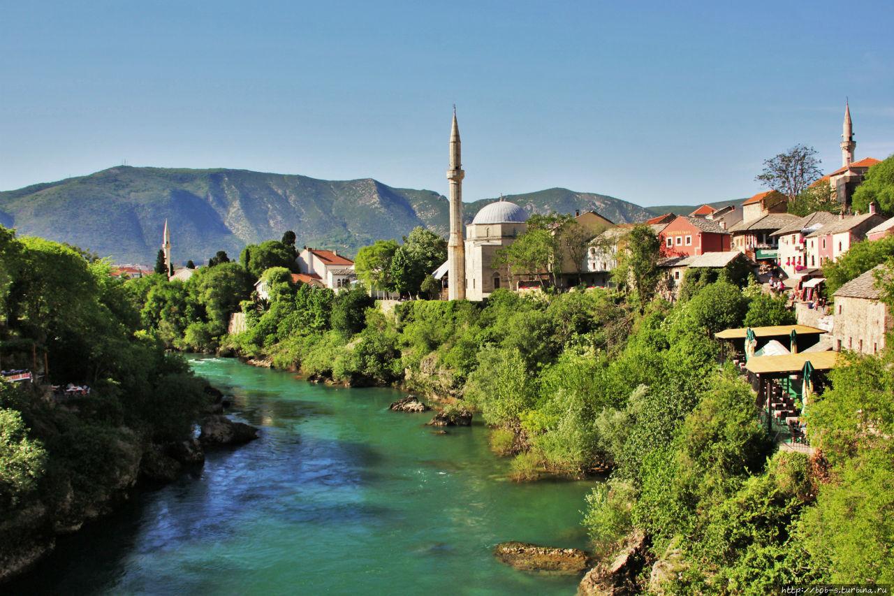 Боснийский вояж. Часть — 5. Мостар — Жемчужина БиГ
