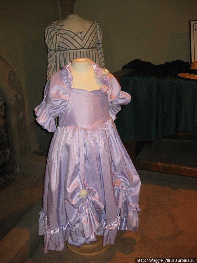 Всю одежду байроновской эпохи можно примерить