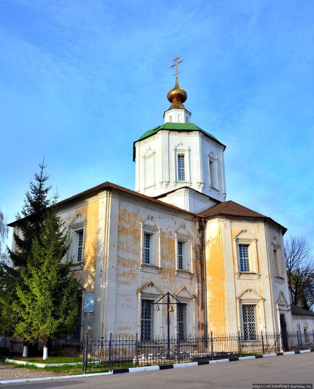 Тверь. Отроч монастырь, которому было завещано жить в веках
