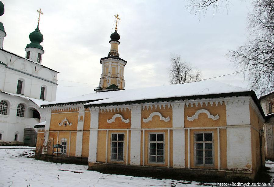 Церковь Преполовения Пятидесятницы