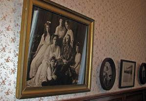 а вот и самая знаменитая фотография семьи последнего императора