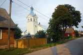 Старообрядческая церковь Калласте. Других церквей здесь нет