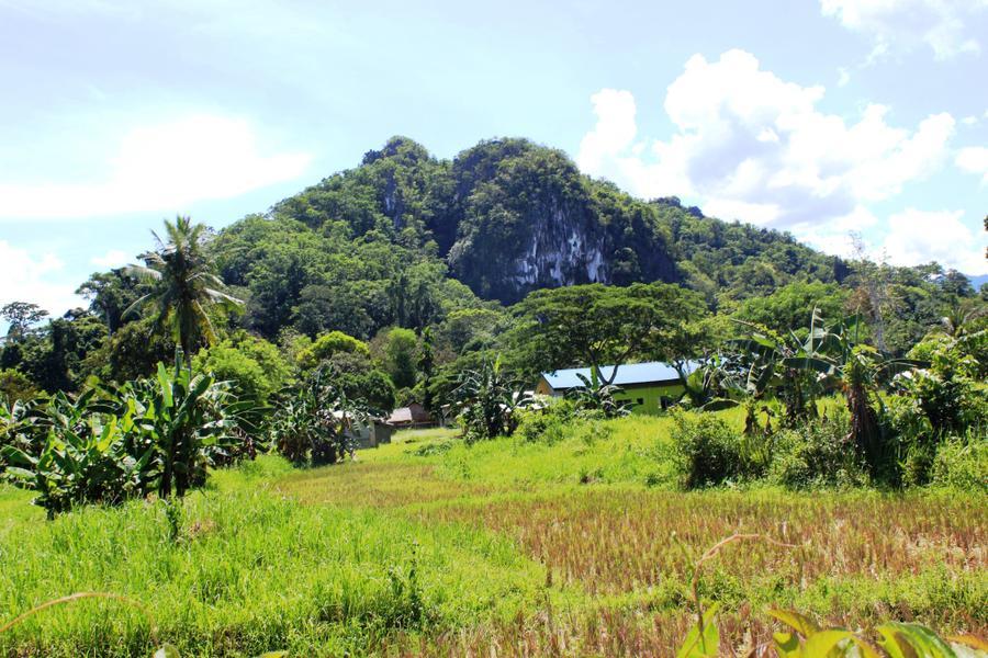Подземная река на  острове Полован, Филиппины