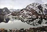 Площадь озера Госайкунда всего 13,8 га